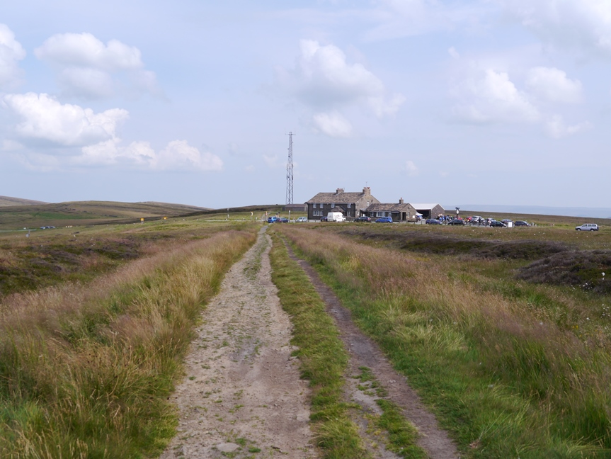 Approaching the Cat and Fiddle