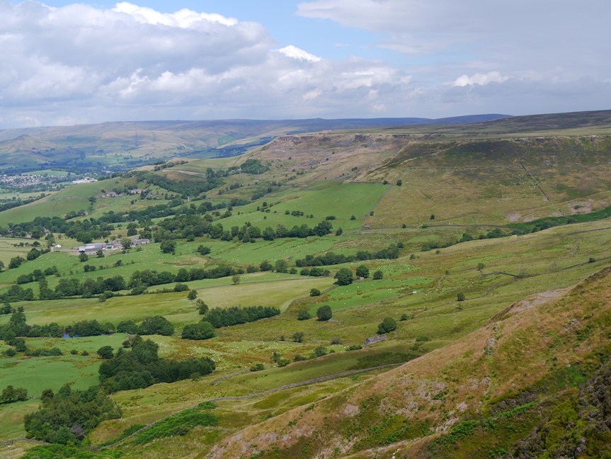 The Combs Valley