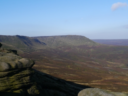 Looking towards Fairbrook Naze from Seal Edge
