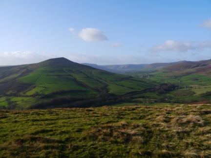 Lose Hill and Edale