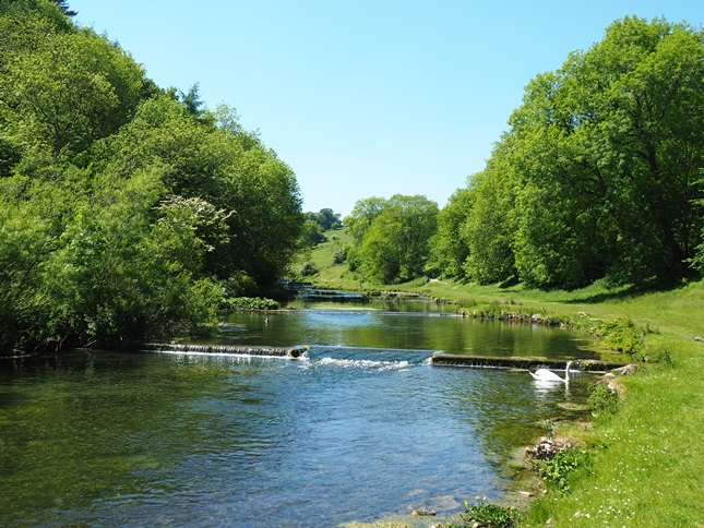 The River Lathkill