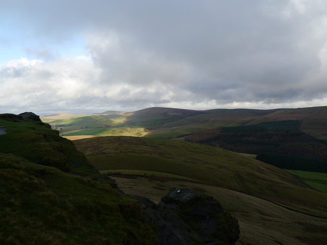 Shining Tor from Shutlingsloe