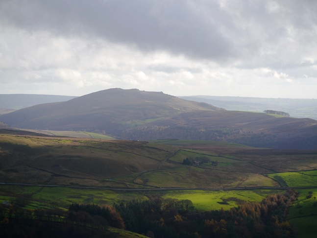 The Roaches and Back Forest from Shutlingsloe