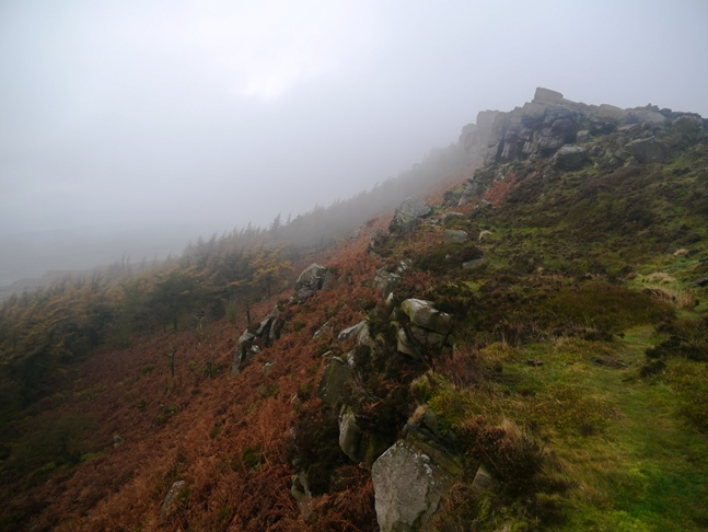 A view of the Roaches