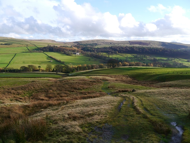 Another view of Ramsden Clough