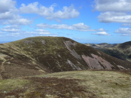 Scald Law from South Black Hill