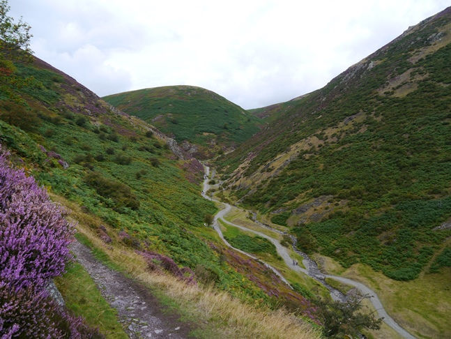 The Carding Mill Valley