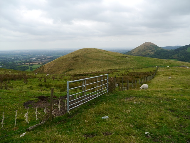 Little Caradoc and The Lawley