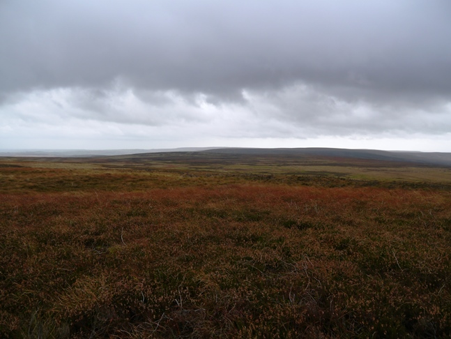 The 'Bronte' Moors from Crow Hill