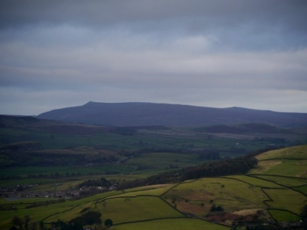 Simon's Seat from Ramshaw