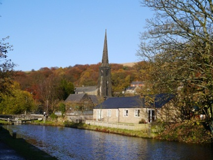 St. Peters Church, Walsden