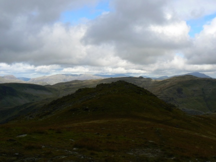 The so-called Moelwyn Mawr North Top