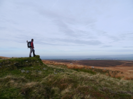 Above Withnell Moor