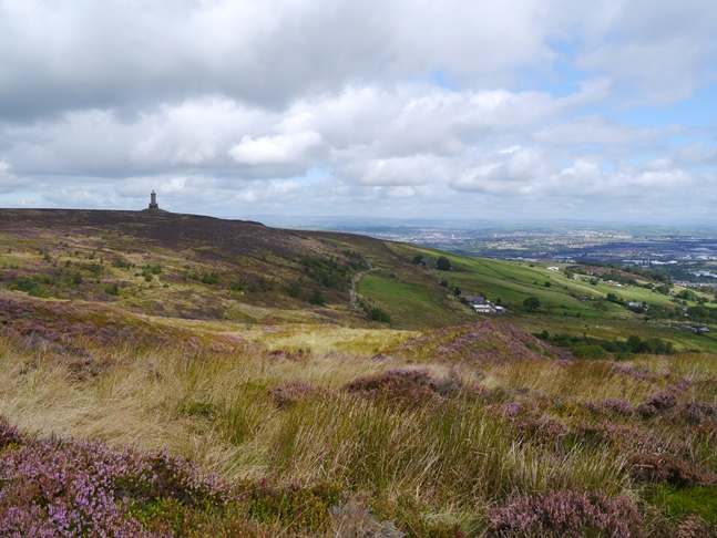 Darwen Hill and the Jubilee Tower