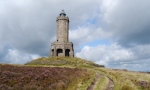The Jubilee Tower on Darwen Hill