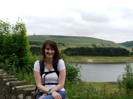 Lisa and Earnsdale Reservoir