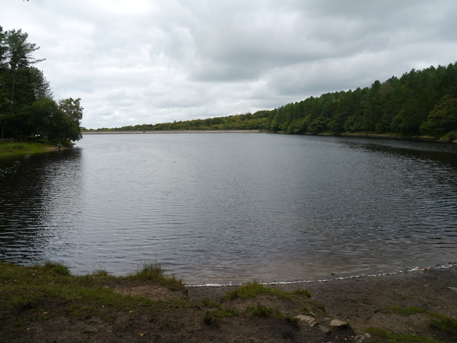 Roddlesworth Upper Reservoir