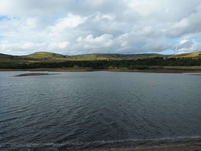 A final look at Watergrove Reservoir